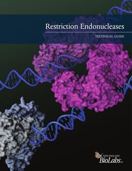 Restriction Endonucleases Technical Guide 2016