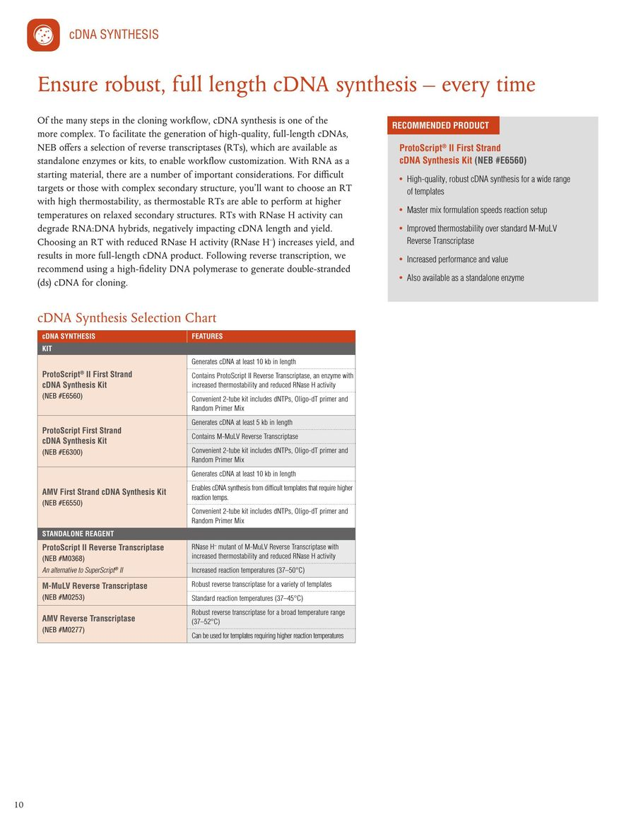Page 8 of Reagents/Tools for Mol  Cloning 2016