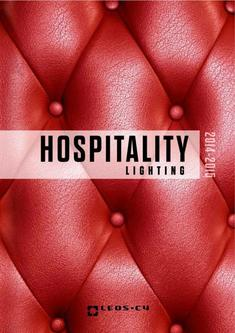 Hospitality Lighting 2014/2015