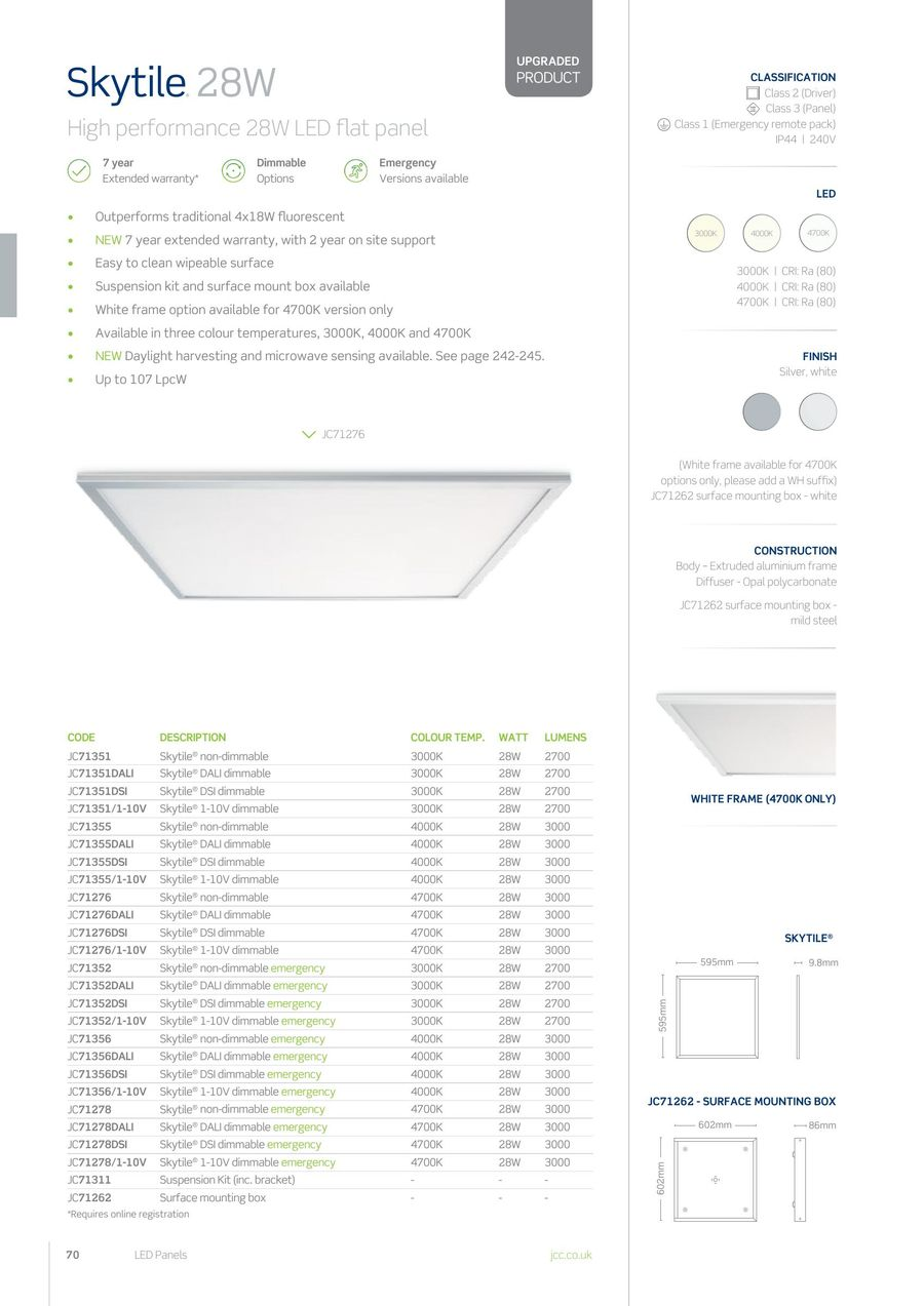 Luxury Jcc Lighting Box Line 2000 Pdf Picture Collection ...
