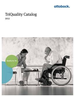 TriQuality Catalog