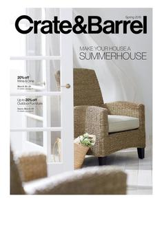 Make your house a summer house Spring 2016