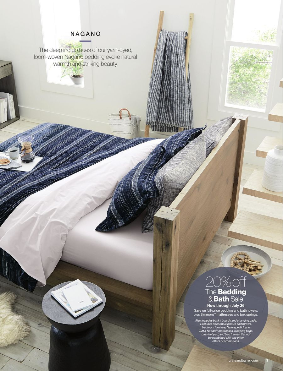 Home Accessories Jul 2018 By Crate And Barrel