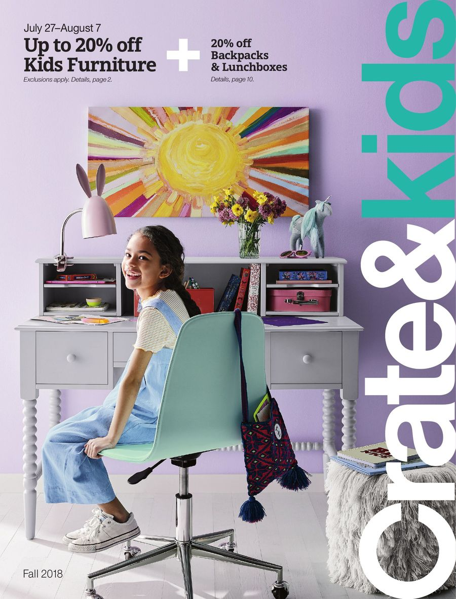 Awe Inspiring August Kids 2018 By Crate And Barrel Gmtry Best Dining Table And Chair Ideas Images Gmtryco