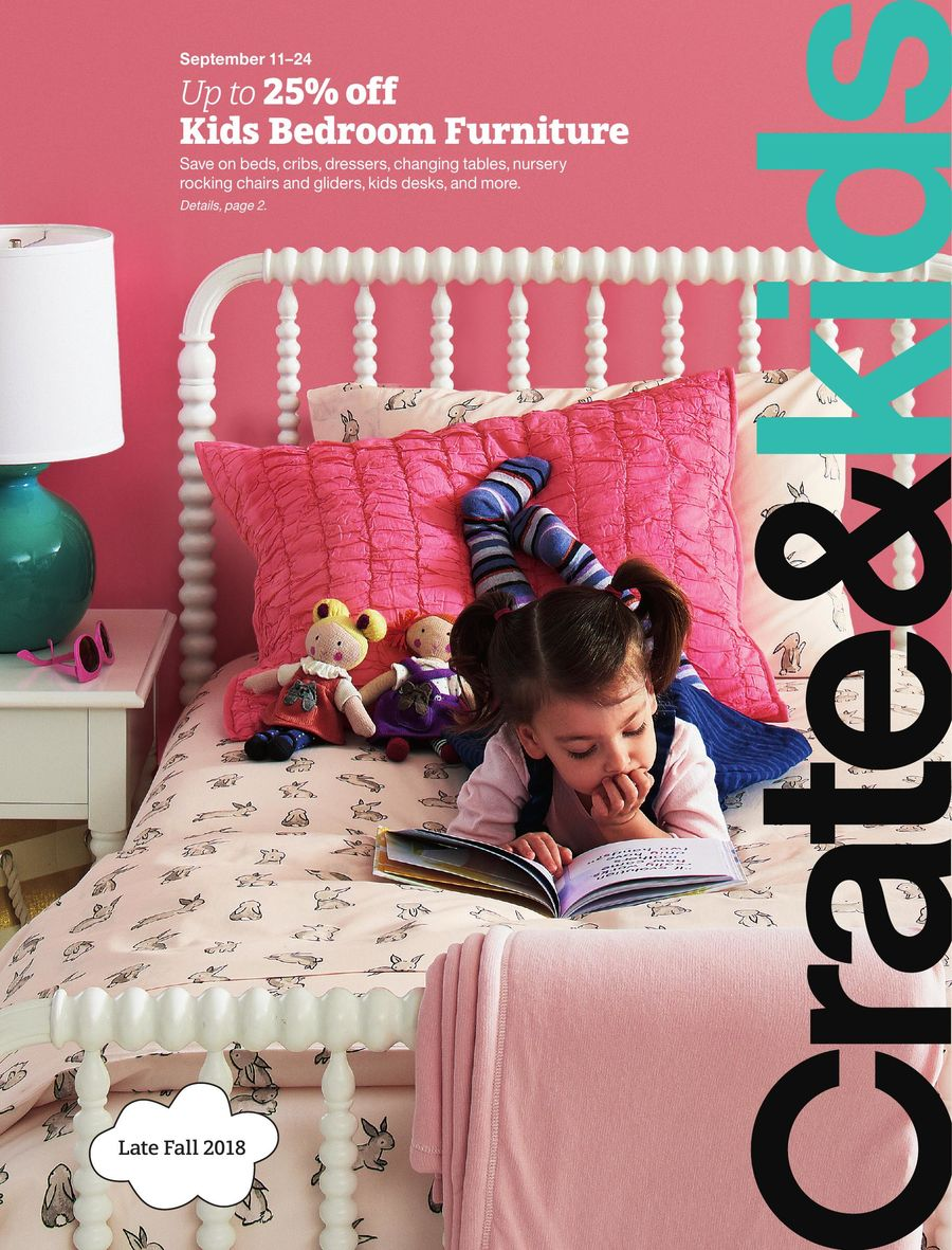 Stupendous September Kids 2018 By Crate And Barrel Gmtry Best Dining Table And Chair Ideas Images Gmtryco