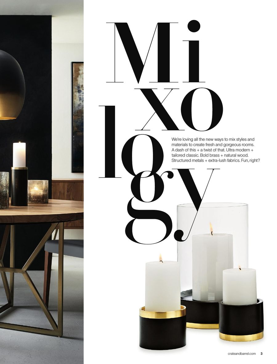 Home Accessories Sep 2018 By Crate And Barrel
