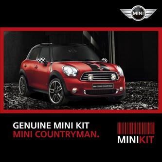 Mini Countryman Accessories 2016
