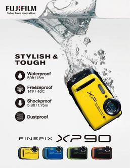 FinePix XP90 2016