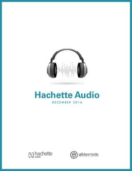 December 2016 Audio Books