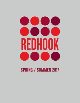 Redhook Books Spring/Summer 2017