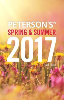 Petersons Books Spring/Summer 2017