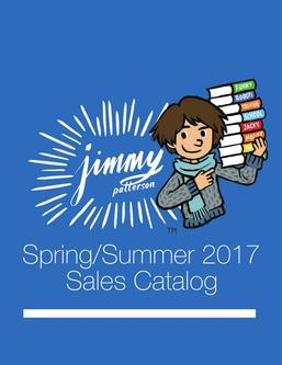 Jimmy Books Spring/Summer 2017