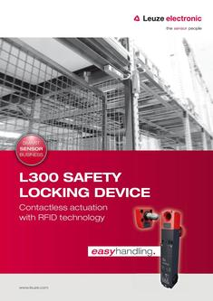 L300 safety locking device 2016