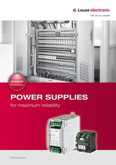 Power supplies 2016