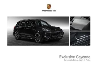 Exclusive Cayenne 2016 (French)