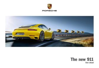 The new 911 2016