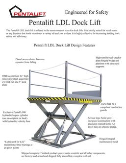 LDL Dock Lifts 2016
