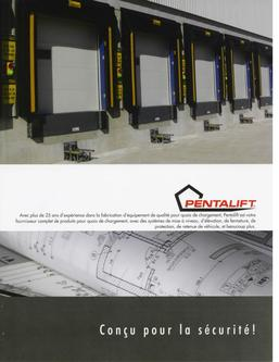 Pentalift All Products Brochure 2016 (Francais)