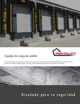 Pentalift All Products Brochure 2016 (Spanish)