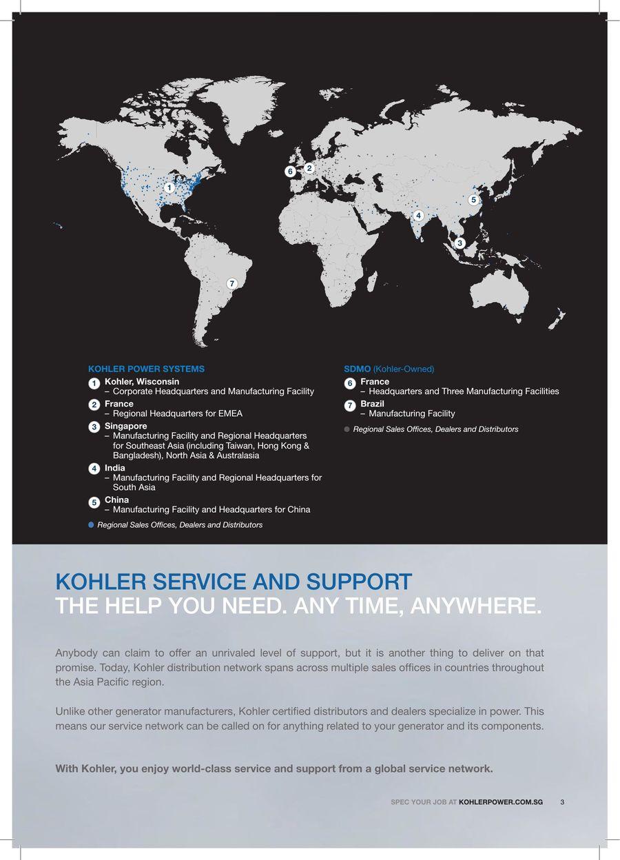 727 - 3300kVA Product Catalog (KX Series) 2017 by Kohler Co.