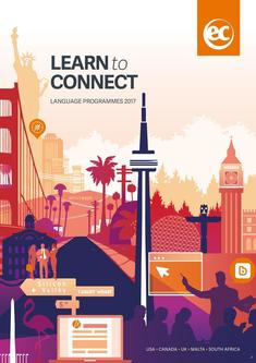 Learn to Connect Language Programmes 2017 (Japanese)