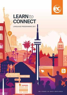 Learn to Connect Language Programmes 2017