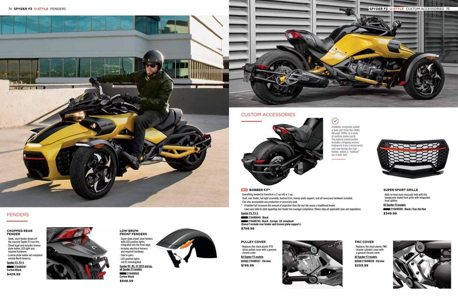 Page 36 of 2017 Can-Am Genuine Parts, Accessories & Riding Gear