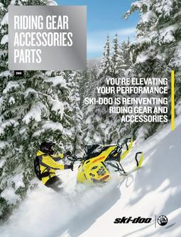 2015 2016 Fall/Winter Ski-Doo Parts, Accessories & Riding Gear