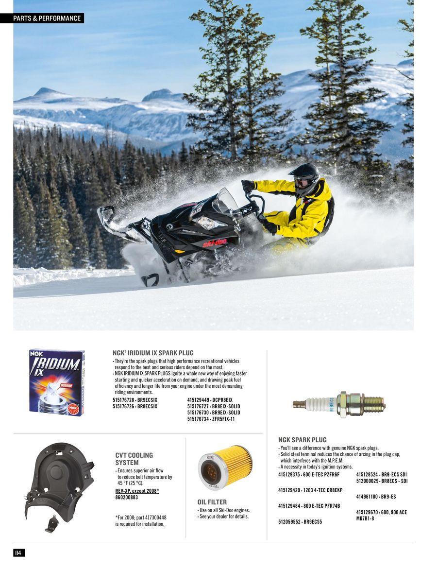 Page 112 Of 2015 2016 Fall Winter Ski Doo Parts Accessories 2011 E Tec Wiring Diagram P 128