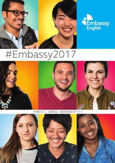 Embassy English Brochure 2017 (Simplified Chinese)