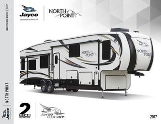 2017 North Point Fifth Wheel