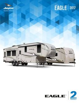 2017 Eagle Travel Trailer