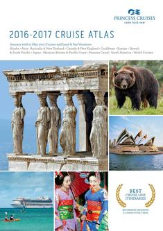 Cruise Atlas 2016-2017