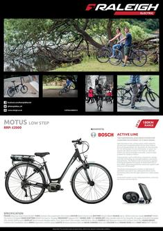 Raleigh 2016 Bike Catalogue