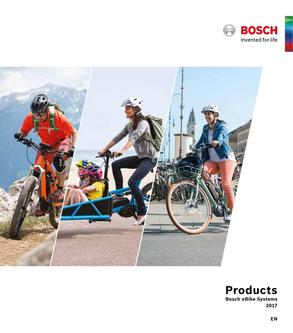 Bosch Product Brochure 2017