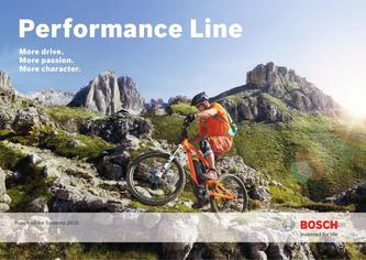 Bosch Performance Line 2016