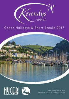 Coach Holidays & Short Breaks 2017