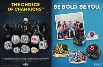 High School Class Ring Brochure 2017