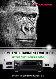 Home Entertainment 2015 (Spanish)