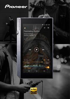 XDP-300R Digital Audio Player (Spanish)