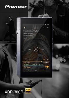 XDP-300R Digital Audio Player