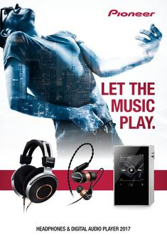 Headphones & Digital Audio Player 2017/2018