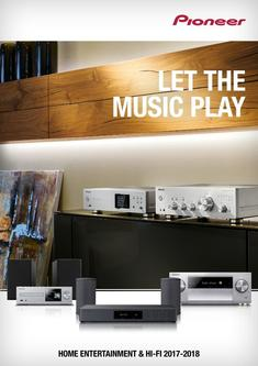 Home Entertainment & HiFi 2017/2018