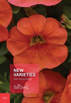 2017 Ball Seed New Varieties