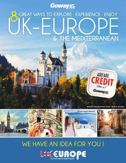 UK and Europe  Including the Mediterranean 2017