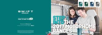 Swift Group Motorhomes 2017
