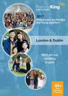 Families and Young Learners Brochure 2017