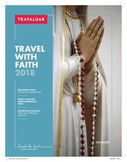 Travel with Faith 2018