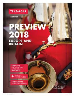 Preview Europe and Britain 2018