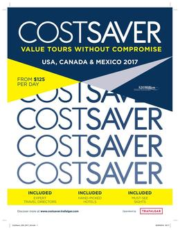 CostSaver North America 2017